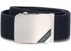 4cm Adj Webbing Plaque Belt