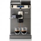 Automat cafea Saeco Lirika One Touch Cappuccino 1850 W 15 bari Arginti