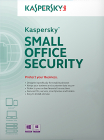 Kaspersky Small Office Security 2109 Licenta Noua 3 ani 26 licente