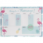 Planner Flamingo Weekly