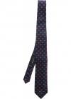 ETRO Blue And Black Etro Tie