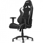 Scaun gaming AKRACING Octane alb