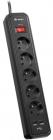 Priza prelungitor TRACER Mobile Ready 1 5M 5x Schuko 2x USB