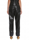 Eco Leather Dungarees