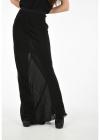 Silk LONG CODA Skirt