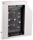 Adaptor HDD Caddy OEM SSD M 2 si mSATA SATA3 pentru unitati optice de