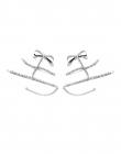 Accesorii argintii pentru sandale cu Cristale Swarovski