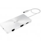 Dock Universal USB White