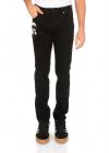 Fendi Karlito Slim Black Jeans