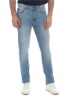 370 Slim Fit Jeans In Light Blue