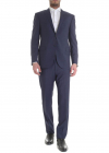 Pinstripe Two Button Suit