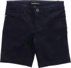 Emporio Armani Navy Blue Shorts