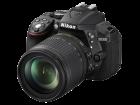 D5300 kit 18 105mm VR black