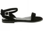 Salute Steve Madden Sandals In Black