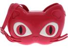 Mini Melissa Cat Crossbody Bag In Pink