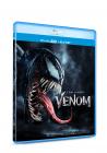 Venom Blu Ray Disc 2D 3D Venom
