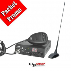 Pachet statie radio auto CB PNI Escort HP 8000L Antena CB PNI Extra 48
