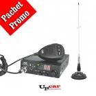 Pachet statie radio auto CB PNI Escort HP 8000L Antena CB PNI ML100 lu