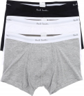 Three Pack Boxer With Elastic Logo