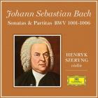Johann Sebastian Bach Henryk Szeryng 6 Sonaten Und Partiten Fur Violin