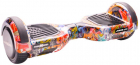FreeWheel Hoverboard Junior Lite Graffiti Blue