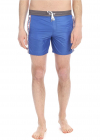 Concrete Swimsuit In Electric Blue