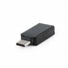 Adaptor USB C USB A 3 0 T M Cablexpert A USB3 CMAF 01 Black