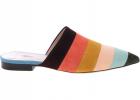 Ciprian Artist Stripe Multicolor Mules