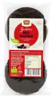 ROSEN GARTEN Vafe bio din orez cu ciocolata neagra 65 g