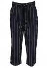 Pantaloni Pull and Bear Janet Dark Blue