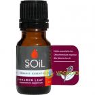 Ulei Esential de Scortisoara Cinnamon Ecologic Bio 10ml