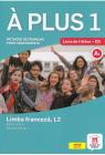 A plus 1 Limba franceza L2 Clasa 6 Cartea elevului CD Ana Carrion