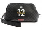 Black And Grey Marcelo Soccer King Beautycase