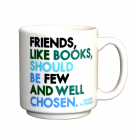 Canuta Friends Like Books