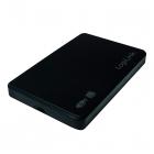 Rack extern LogiLink UA0256 pentru HDD SSD 2 5 USB 3 0 Black