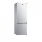 Combina frigorifica HC H273SA 273L Clasa A Argintiu