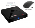 MINI PC ANDROID 9 0 TV BOX MEDIA PLAYER 4K A5X MAX 4GB 64GB