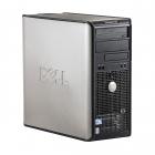 Dell Optiplex 780 Intel C2D E8500 3 16 GHz 4 GB DDR 3 250 GB HDD DVD R