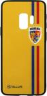 Tellur Protectie pentru spate Glass Tricolor pentru Galaxy S9