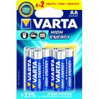 Set 6 Baterii AA High Energy