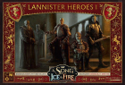 A Song of Ice Fire Tabletop Miniatures Game Lannister Heroes I