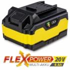Acumulator suplimentar Flexpower 20V 4 0 Ah