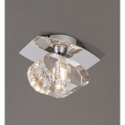 Plafoniera Mantra M0422 Alfa Single Ceiling Light