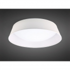 Plafoniera Mantra M4962 Nordica Ceiling LED With Ivory White Shade