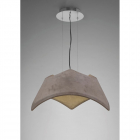 Lustra Mantra M4812 Maui Pendant LED Cement Effect