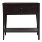 Comoda Liang Eimil Sina Bedside Table Wenge Oak