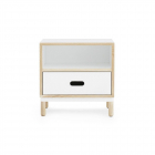 Comoda Normann Copenhagen Kabino Bedside Table