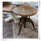 Masuta cafea Riviera Maison Grand Central Coffee Bistro Table