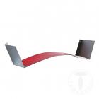 Raft living shelf FLEX RED