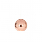 Lustra Tom Dixon Copper Shade 45cm Pendant Light